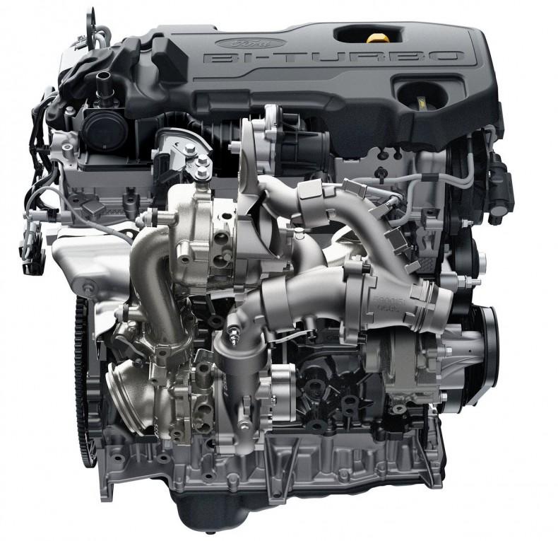 Jeden z najbardziej wydajnych obecnie dwulitrowych diesli wyprodukowany przez Forda na potrzeby Rangera Raptora. Rozwija imponujący moment obrotowy o wartości 500 Nm.