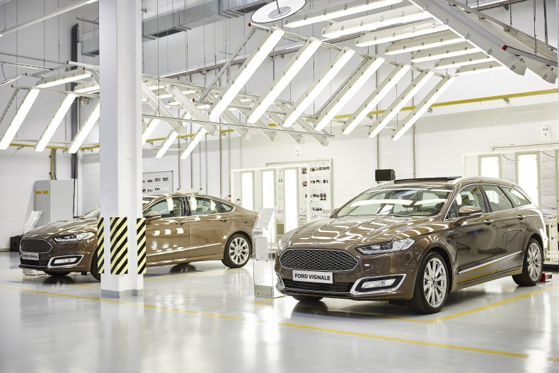Ford Vignale Quality Center