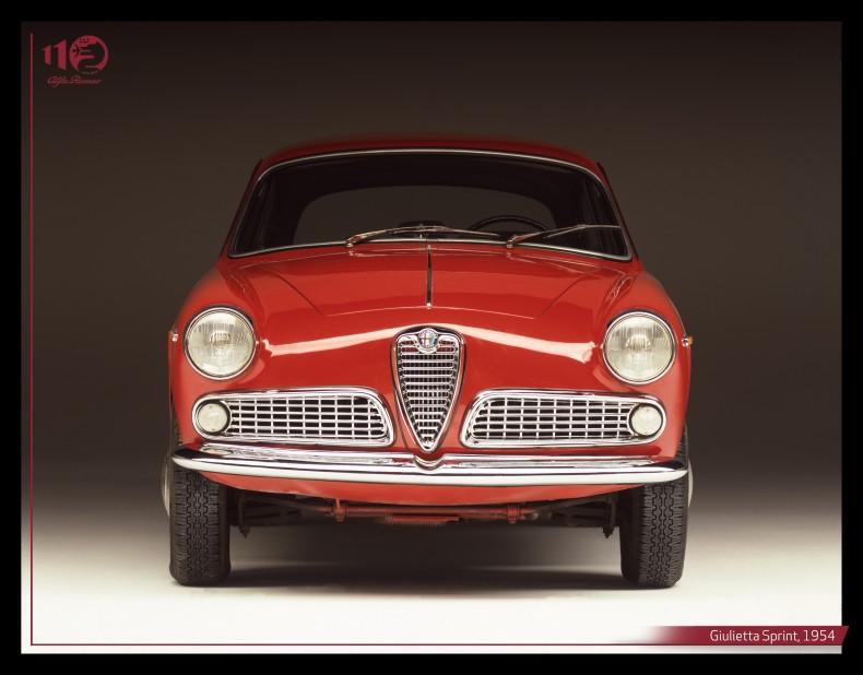 Giulietta-Sprint,-1954-(nella-foto-1300-Sprint 1963)