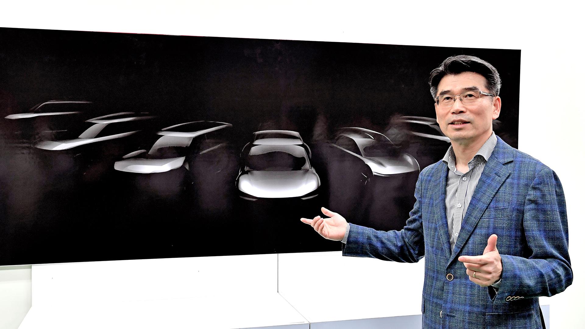 Ho Sung Song - Kia liderem rynku aut elektrycznych