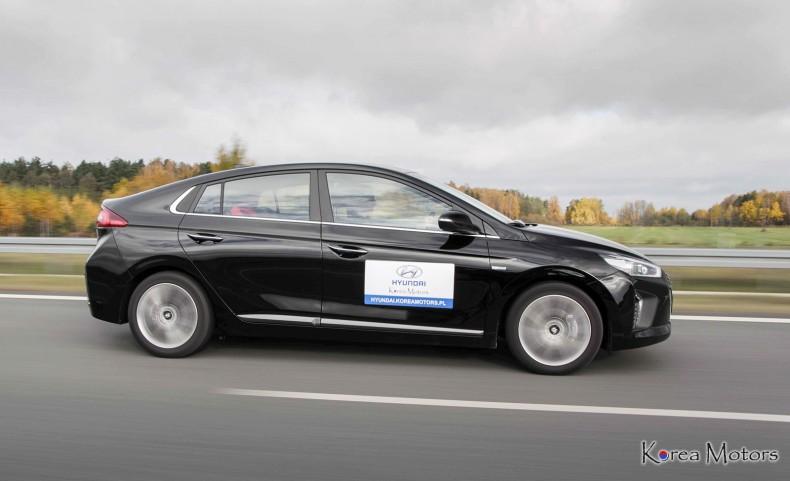 Hyundai IONIQ hybrid - test PGD (7)