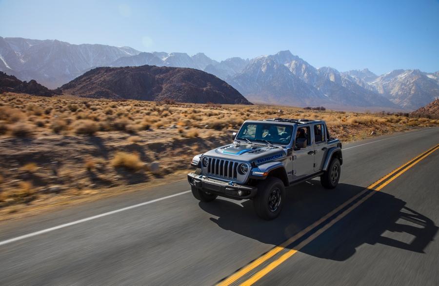 2021 Jeep® Wrangler Rubicon 4xe