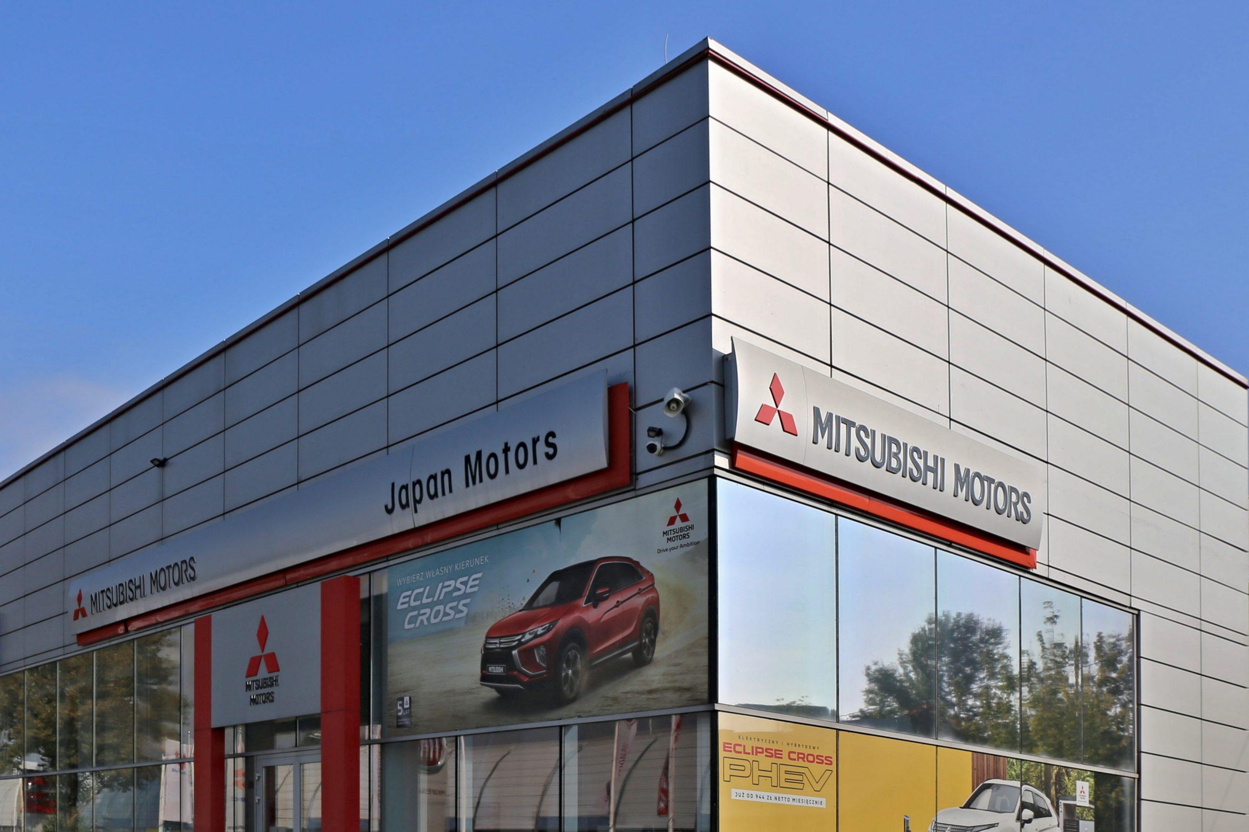 Mitsubishi Japan Motors