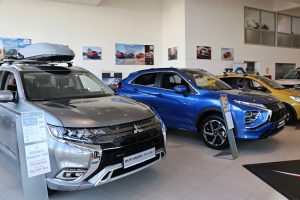 Mitsubishi Outlander i Eclipse Cross - Japan Motors