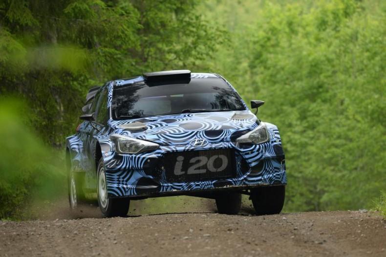 New+Generation+i20+WRC+test+Finland+3