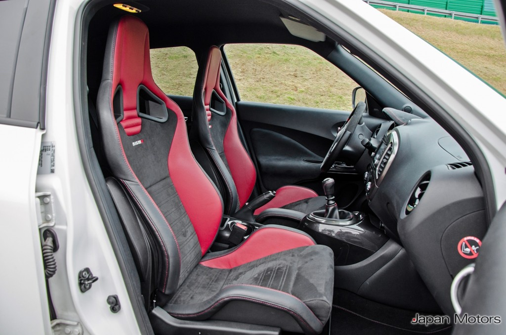 Nissan Juke Nismo RS - PGD test (15)