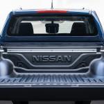 Nissan Navara Double Cab Blue - Load area-source