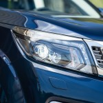 Nissan Navara Double Cab - Front lights 3-source