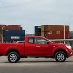 Nissan Navara King Cab - Side-source