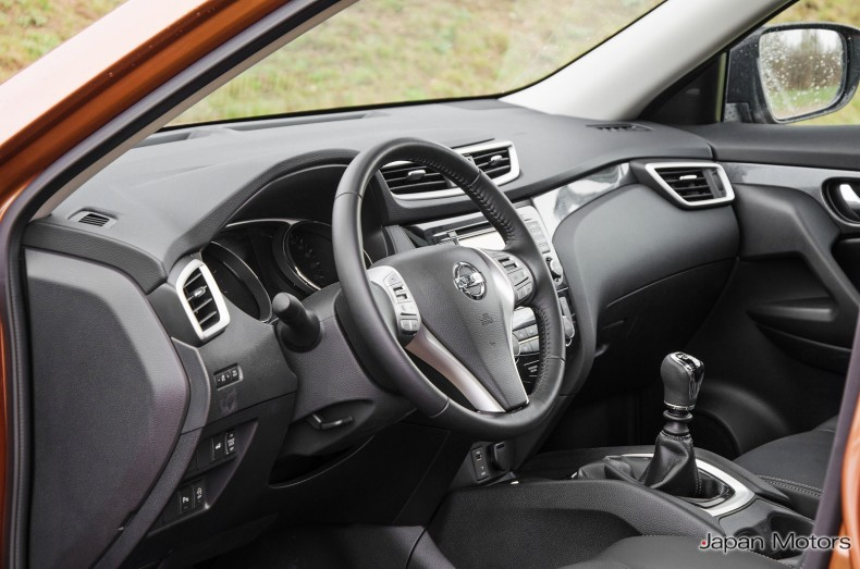 Nissan X-Trail 1.6 DIG-T - test blog PGD (13)