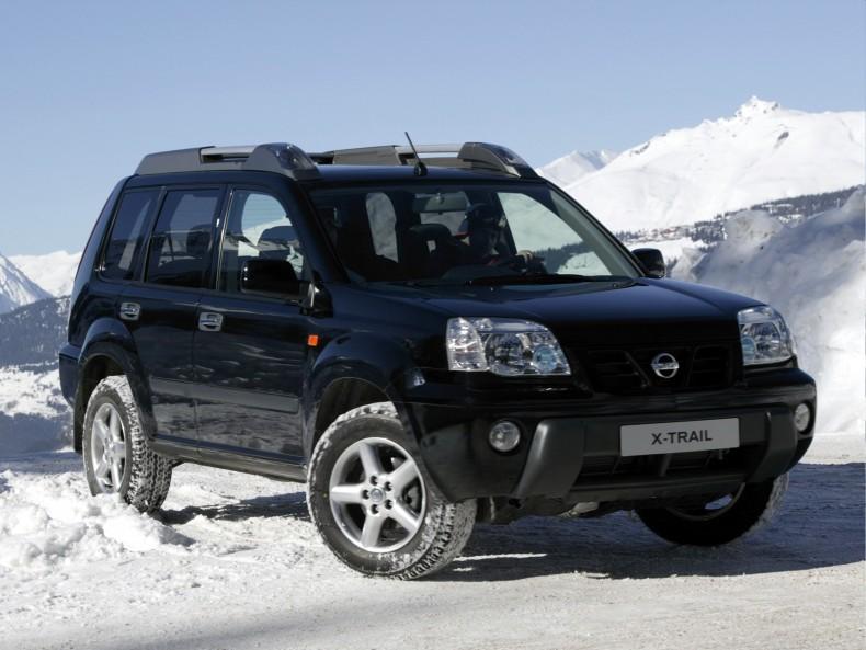 Nissan X-Trail (I)