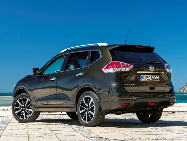 Nissan X-Trail (III)