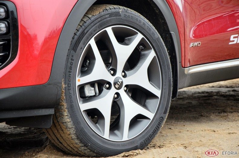 Nowa Kia Sportage 1.6 T-GDI DCT GT Line - test PGD (3)