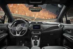 Nowe silniki w Nissanie Micra - biala Micra N-Sport - Interior Details-1200x800