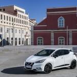 Nowe silniki w Nissanie Micra - biala Micra N-Sport - Static Front-source