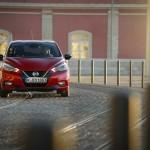 Nowe silniki w Nissanie Micra - czerwona Micra Xtronic - Dynamic Front 14-source