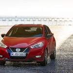 Nowe silniki w Nissanie Micra - czerwona Micra Xtronic - Front 1-source