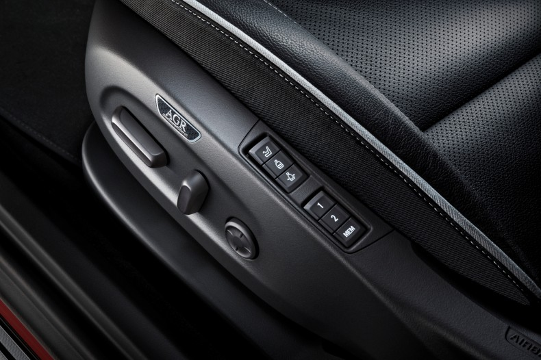 Opel premium and ergonomic seats