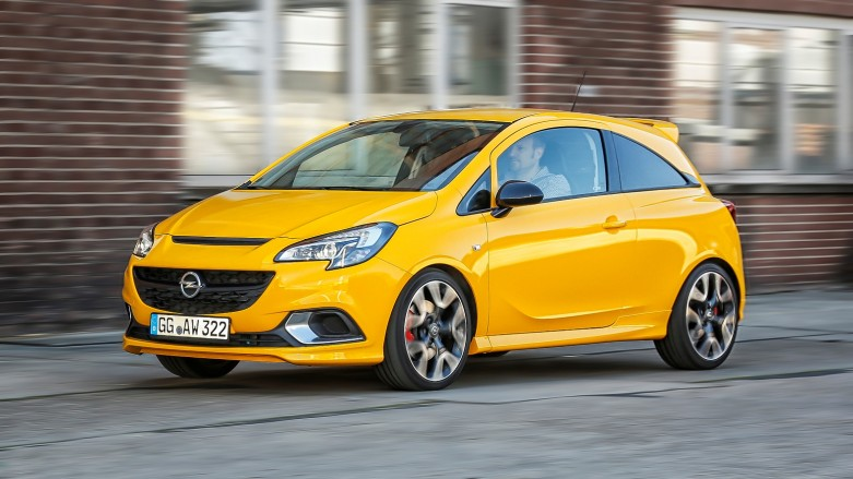 Turbo-Power for New Opel Corsa GSi
