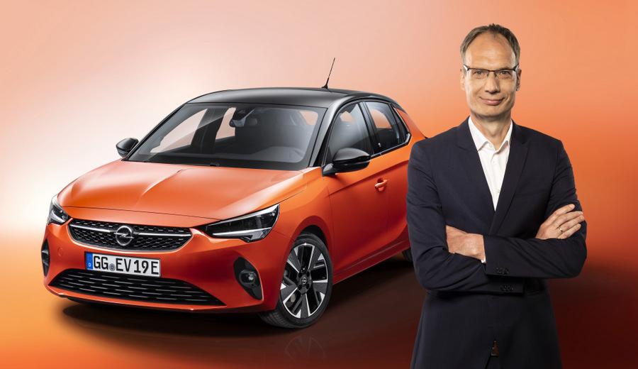 Opel Corsa-e, Michael Lohscheller