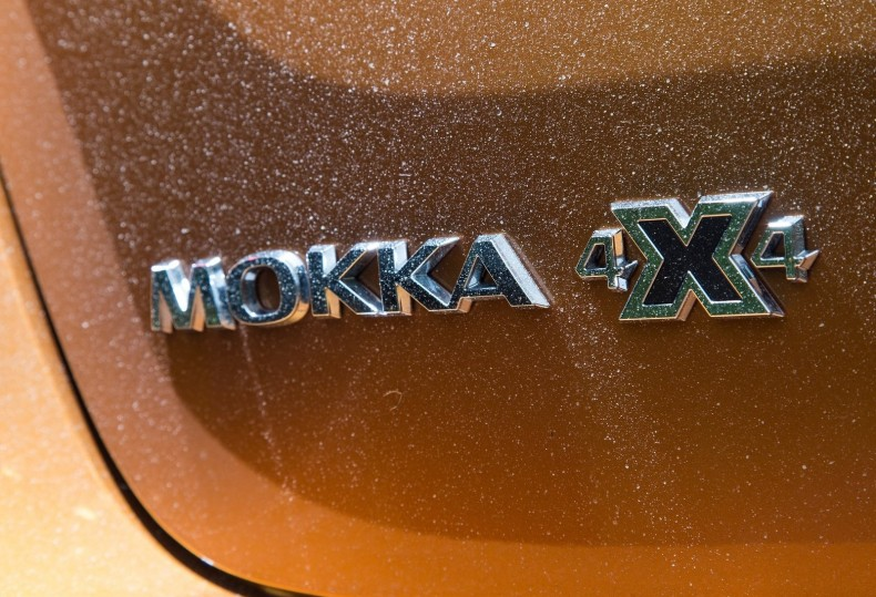 Opel sprytnie wykorzystał symbol 4x4 do nazwy swoich crossoverów