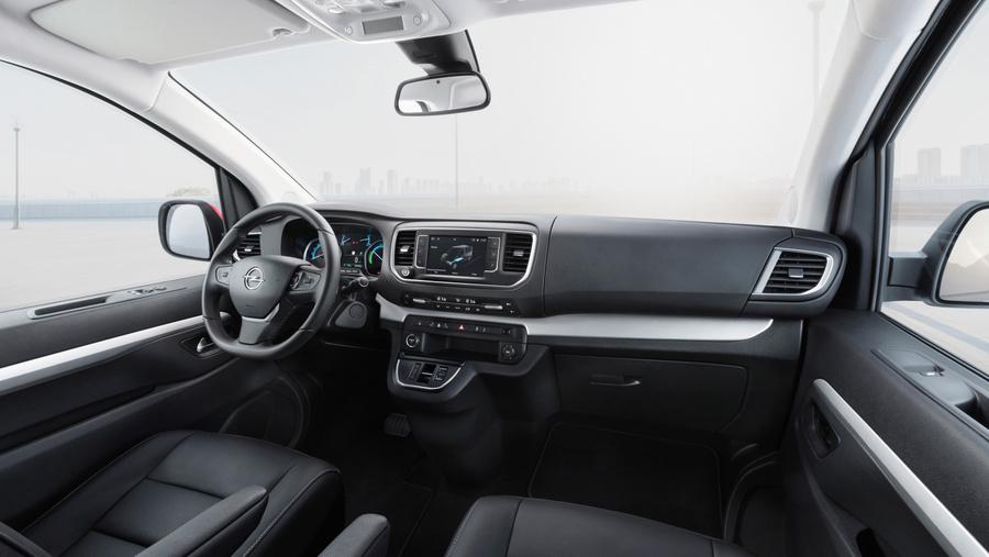 2020 Opel Zafira-e Life