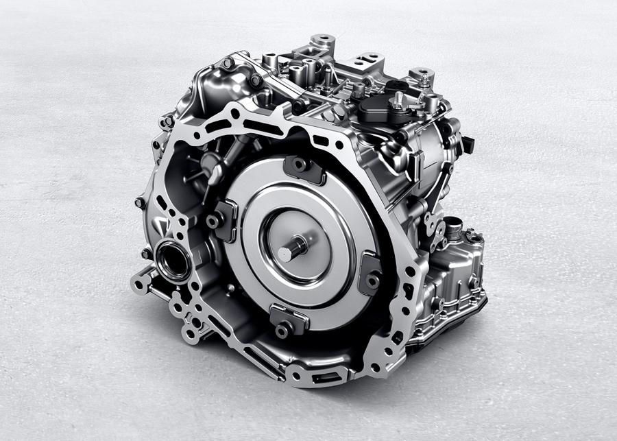 stufenloses Getriebe des neuen Opel Astra (2019)