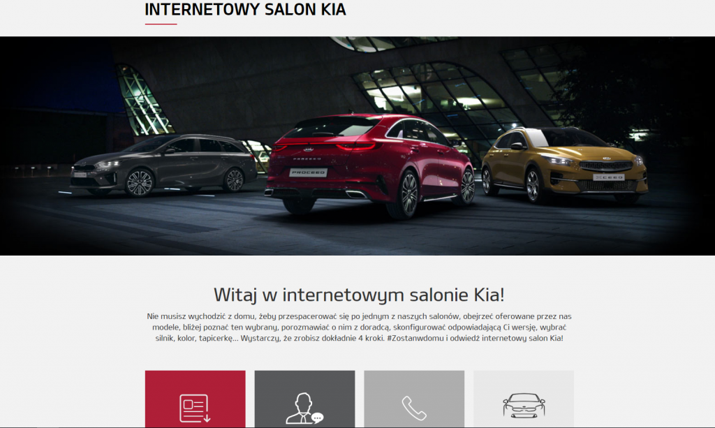 Salon internetwy Kia 02