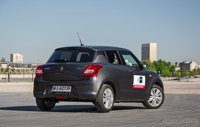 Suzuki Swift 1.2 DualJet Premium Plus - test PGD blog (1)