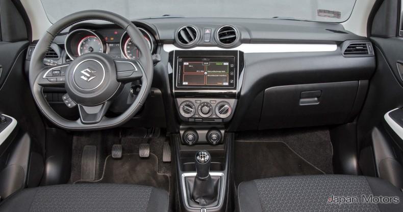 Suzuki Swift 1.2 DualJet Premium Plus - test PGD blog  (6)