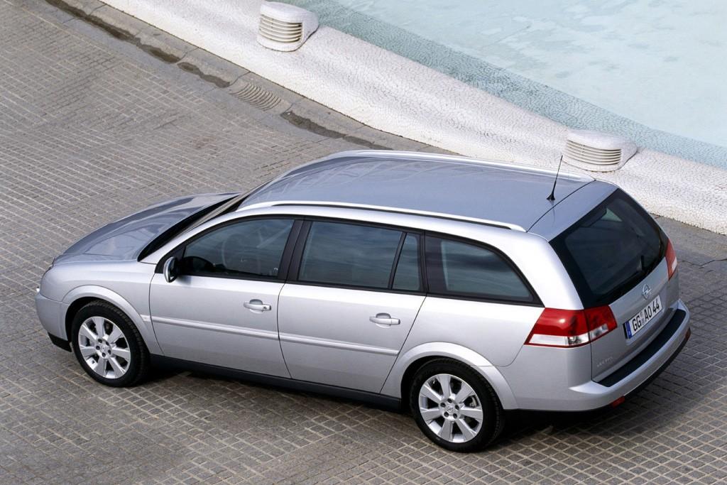 Używany Opel Vectra C (2)
