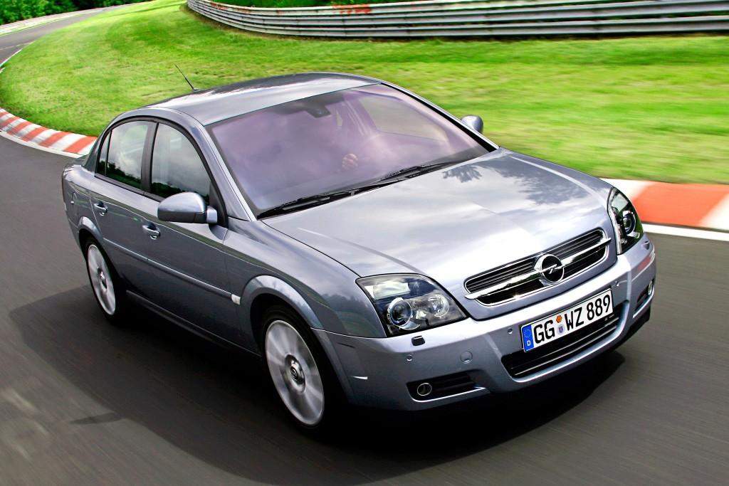 Używany Opel Vectra C (9)
