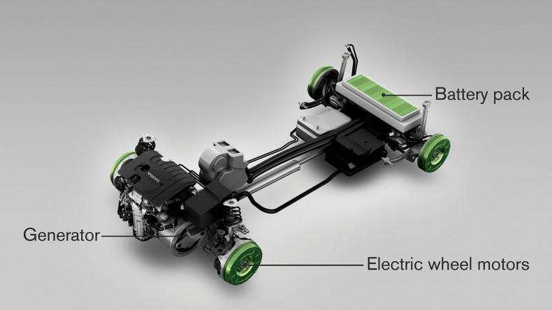 Volvo-C30-ReCharge-Drivetrain