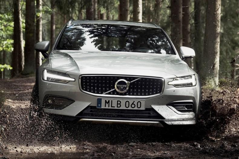 Napęd AWD Volvo działa bardzo sprawnie również w terenie. Pomimo swojej teoretycznie prostej konstrukcji.
