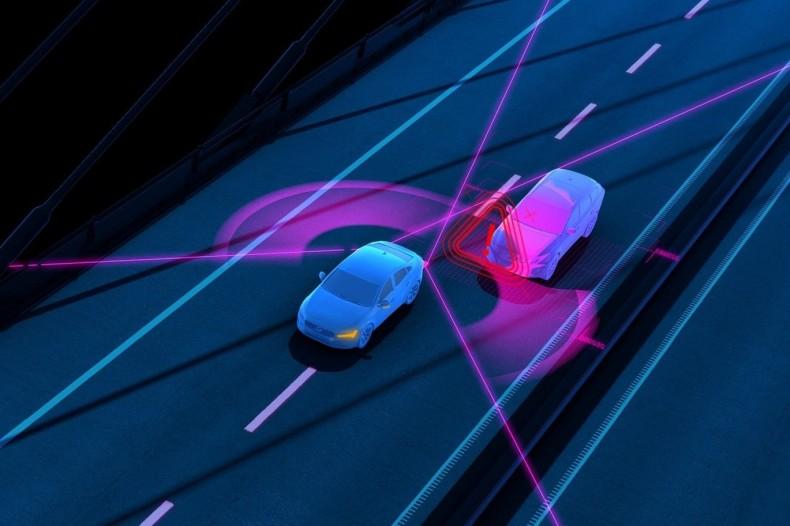 W testach Euro NCAP równie ważne jak ochrona pasażerów w czasie wypadku są systemy, które mają wypadkom zapobiegać.