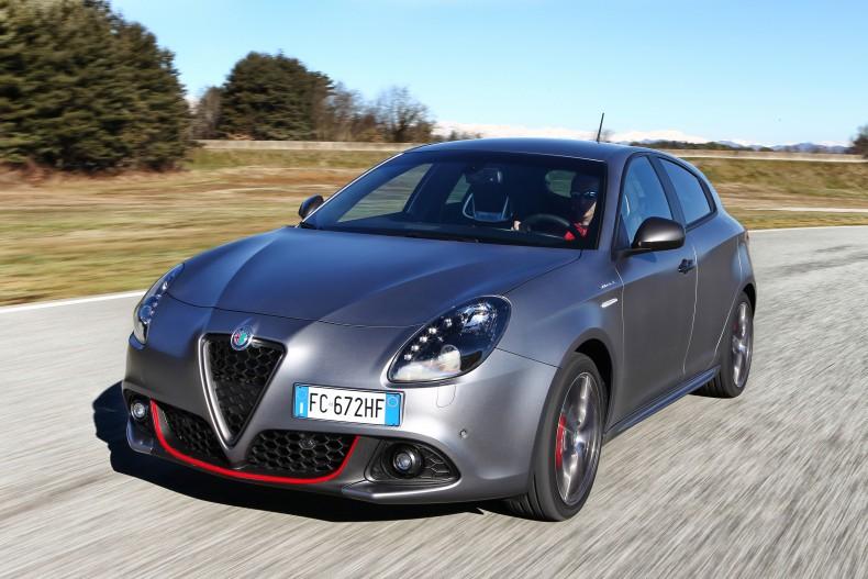 Alfa Romeo Giulietta Veloce to najmocniejszy hatchback tej marki.