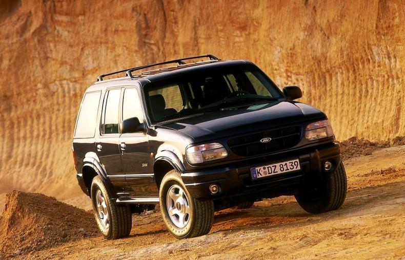 Ford Explorer drugiej generacji był oficjalnie sprzedawany w Europie, w tym na rynku polskim.