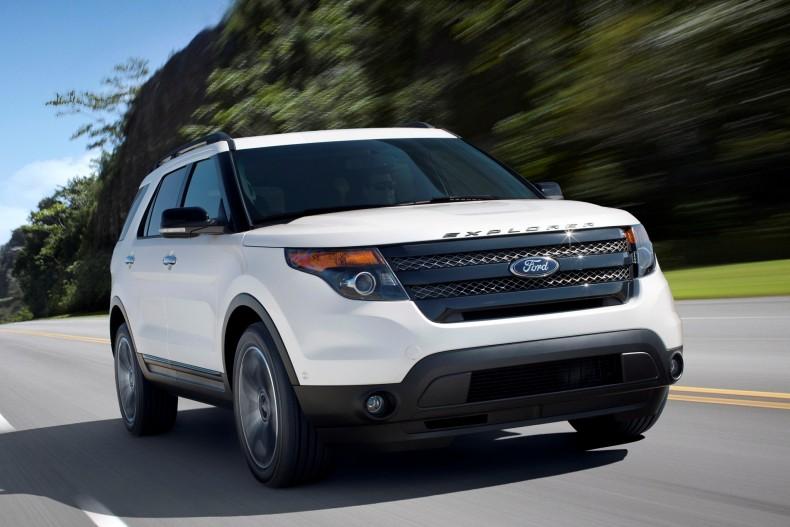 Ford Explorer piątej generacji to pierwszy ukłon w stronę ekonomii.