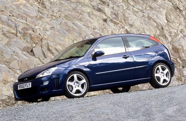 Ford Focus RS. - tego oczekiwali klienci. Miał odpowiednią moc i charakter.
