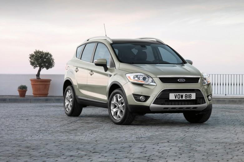 Używany Ford Kuga: ideał w segmencie crossoverów?