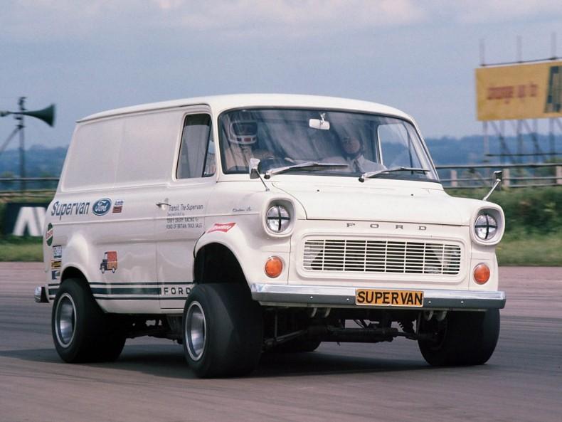 Ford Transit Supervan Mk 1