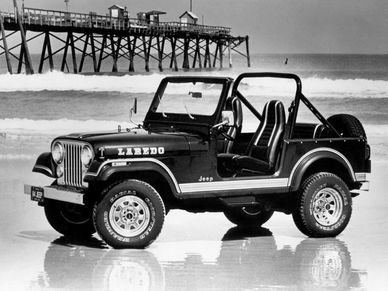 Nie żaden Willys, lecz Jeep CJ-7 jest tym modelem, od którego pochodzi Wrangler. Jego protoplastą jest CJ-2A