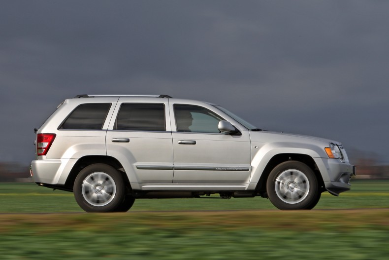 Jeep Grand Cherokee Modelljahr 2008