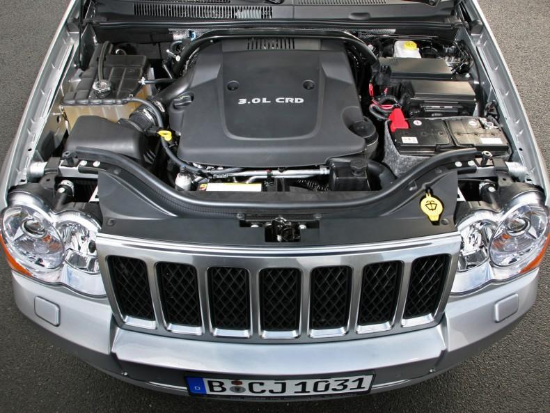 Jeep Grand Cherokee Modelljahr 2008