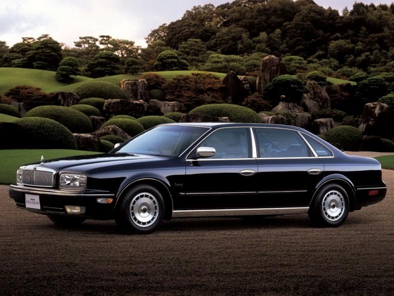 Trzeci Nissan President (1990-2001)