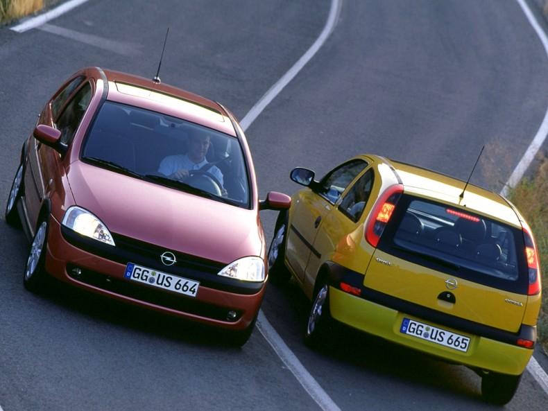 Opel Corsa C (2000-2003)