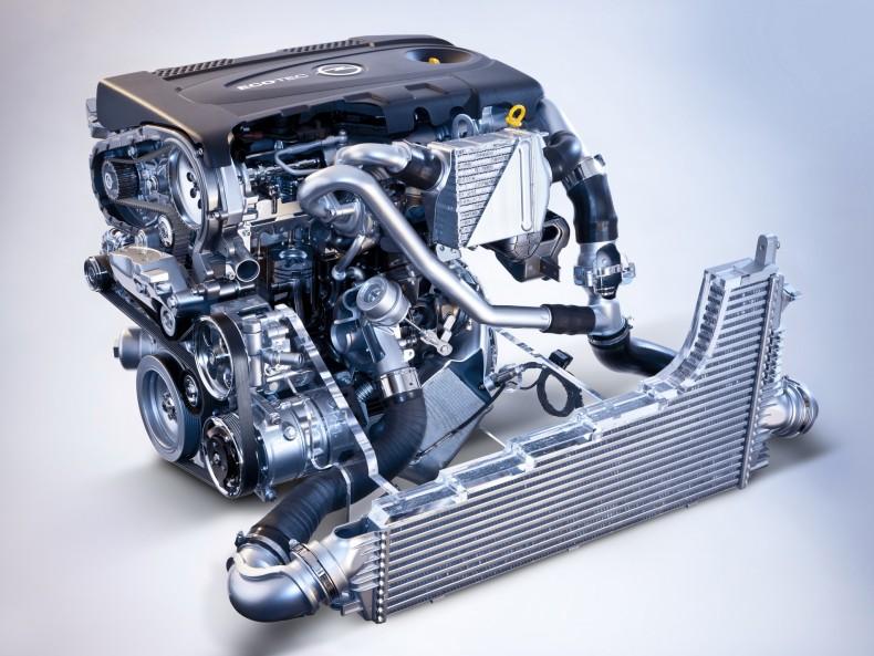 """Systemy bi-turbo długo były """"konikiem"""" Opla, ale niemiecki producent obecnie z nich rezygnuje"""