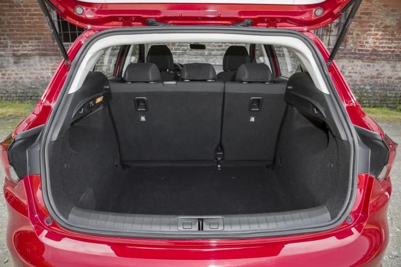 Fiat Tipo HB - bagażnik wersji hatchback