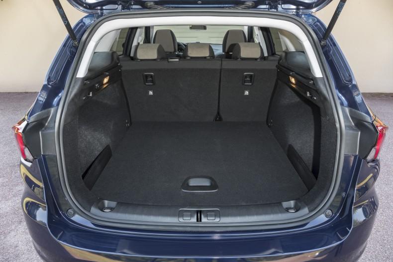 Fiat Tipo SW - bagażnik