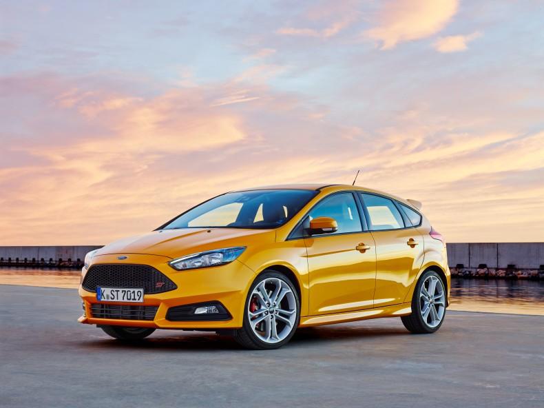 Ford Focus ST hatchback